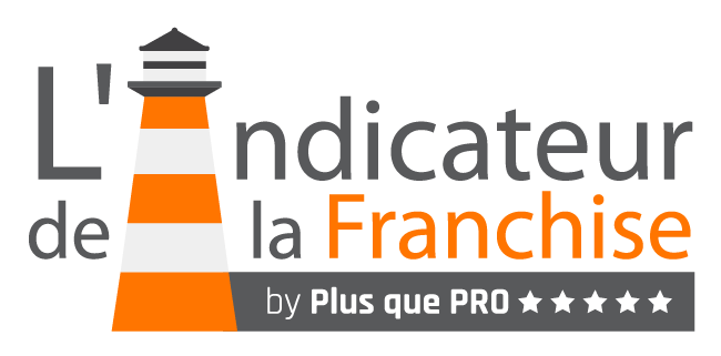 Logotype L'Indicateur de la Franchise