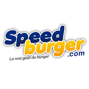 Logo Speed Burger
