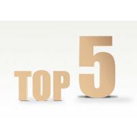 5 meilleures franchises