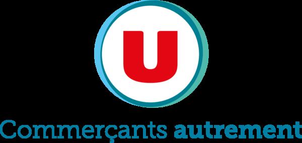 Logo enseigne Système U