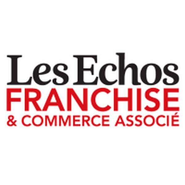 logo Les Echos de la franchise