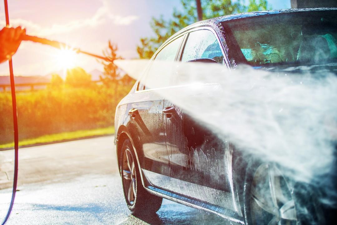 Franchise de lavage auto