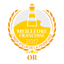 Label OR meilleure Franchise 2017