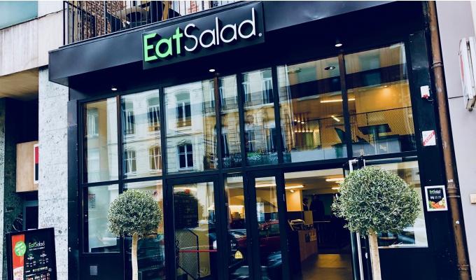 Ouvrir une franchise Eat Salad en 2021