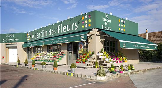 Franchise Le Jardin des Fleurs