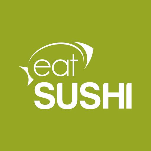 logo eat sushi