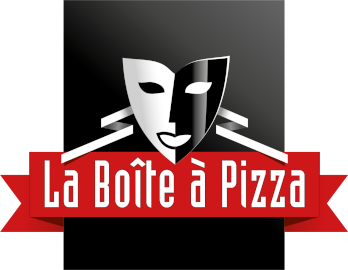 logo la boite à pizza