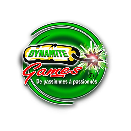 logo dynamite games