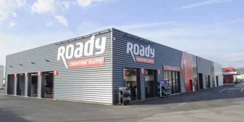 Ouvrir un centre auto Roady, combien ça coûte ?
