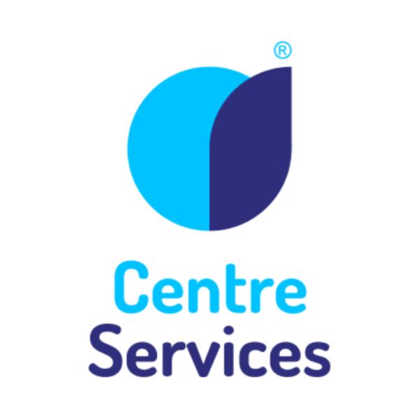 logo centre services